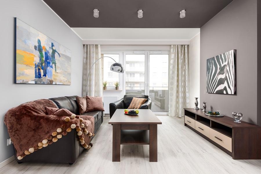 małe mieszkanie - kawalerka