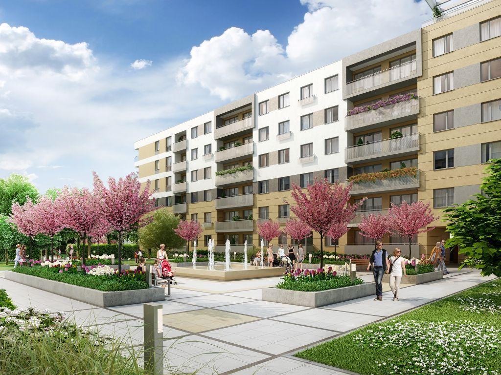 nowe bloki - mieszkania z rynku pierwotnego
