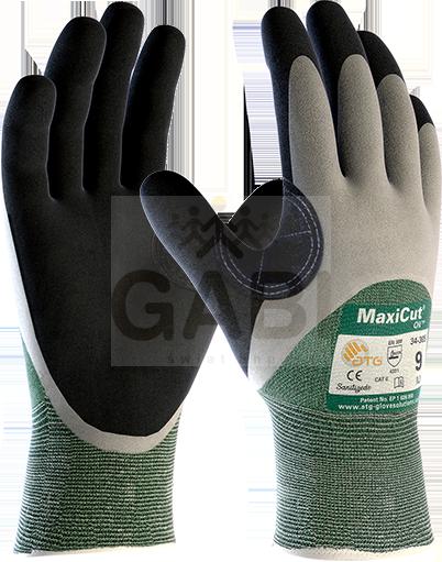 Jakie zalety mają rękawice atg maxiflex?
